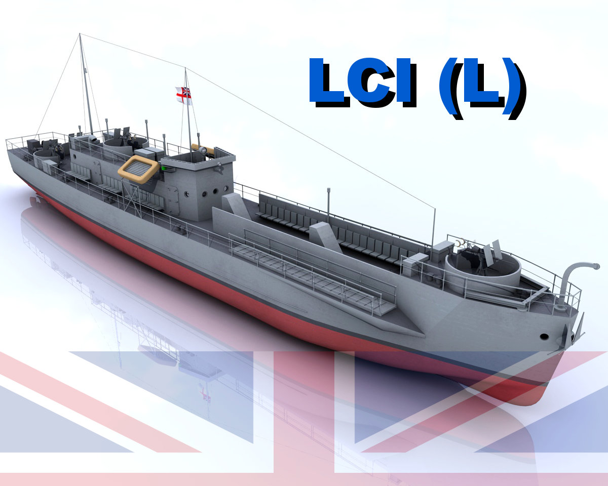LCI (L) British, Now Available