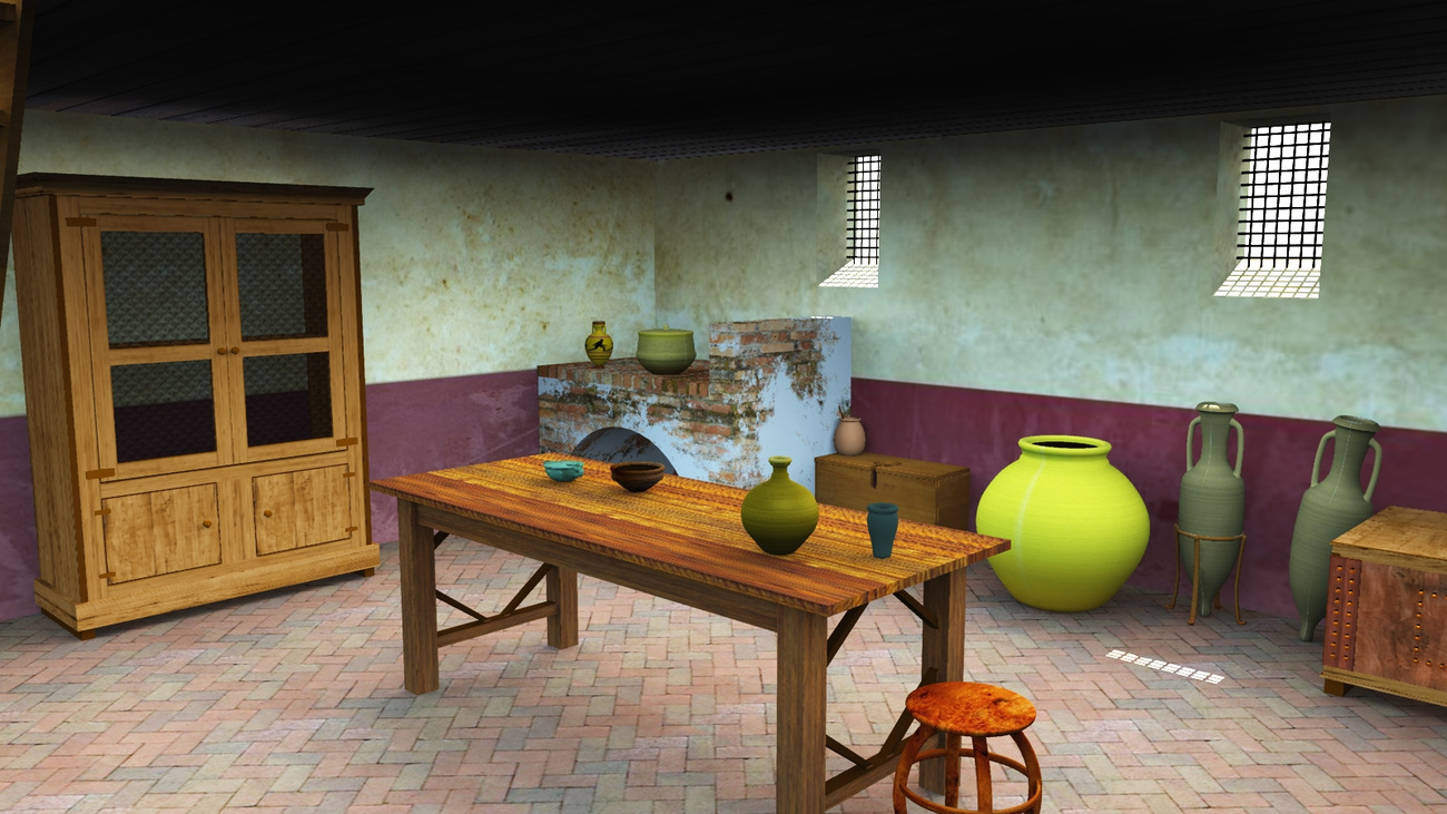 INTERESTING TO KNOW ABOUT ROMAN KITCHEN