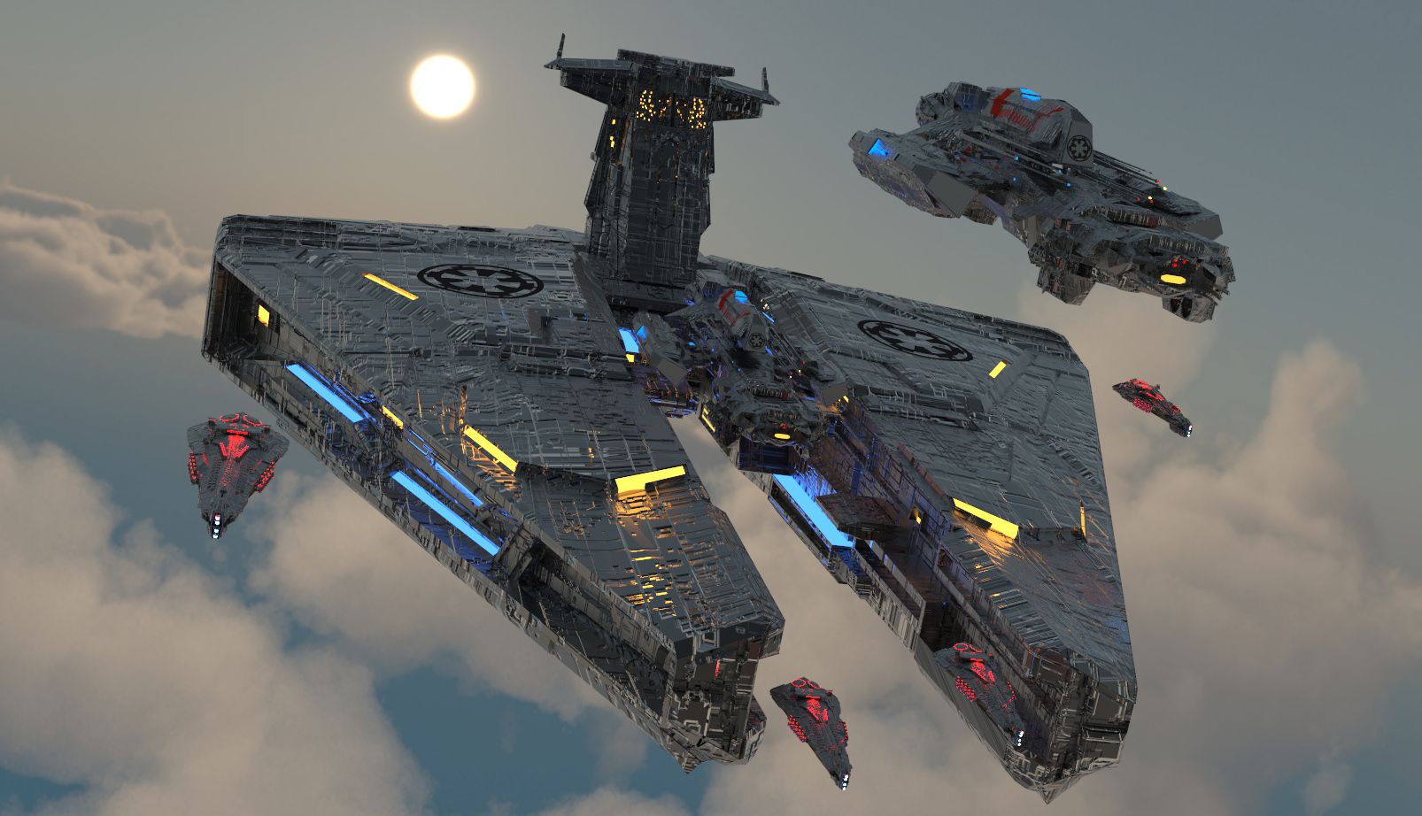Imperial Carrier