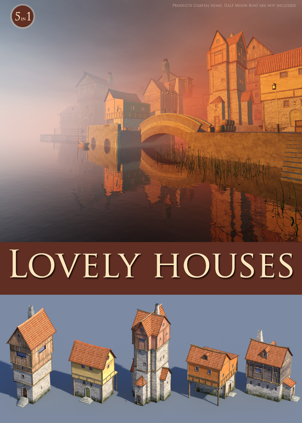 Lovely houses