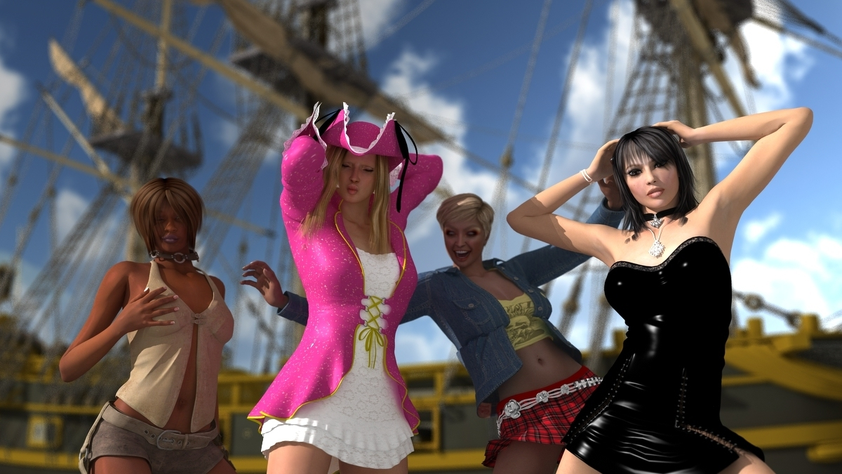 Girls just wanna have fun by wusel