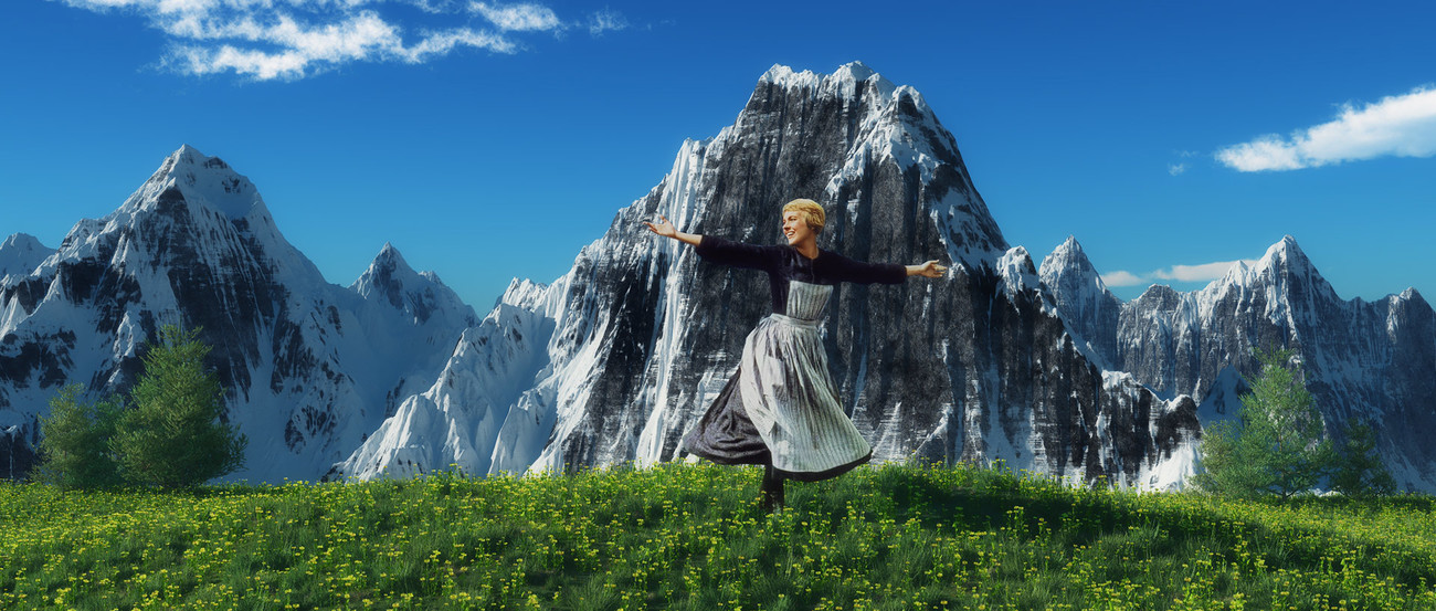 Sound of Music - 50th Anniversary by wholehog