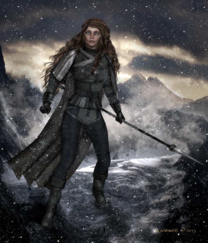 Beyond the Wall by Kachinadoll