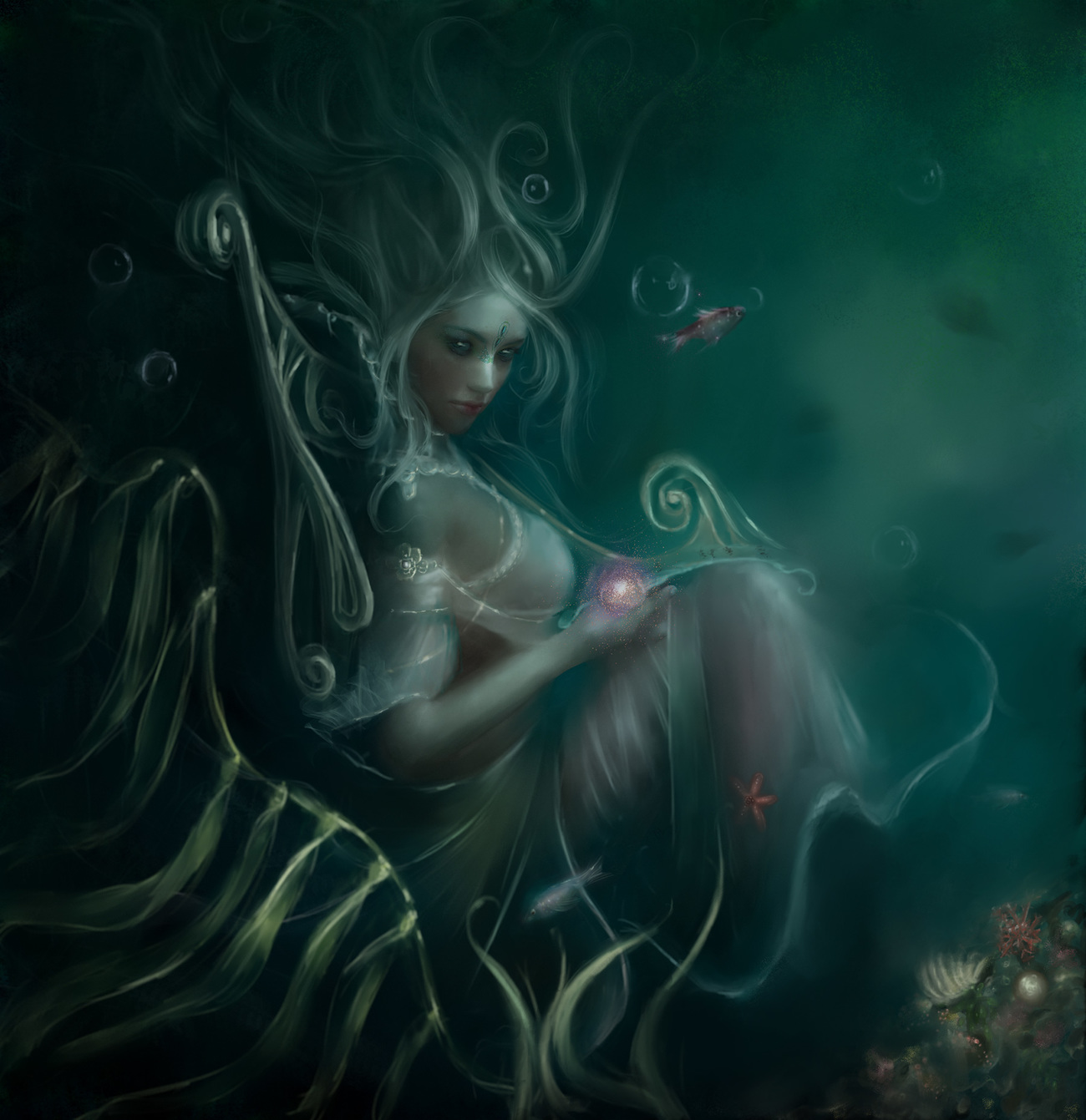 Mother of the Sea - For Gypsyangel by chevybabe25