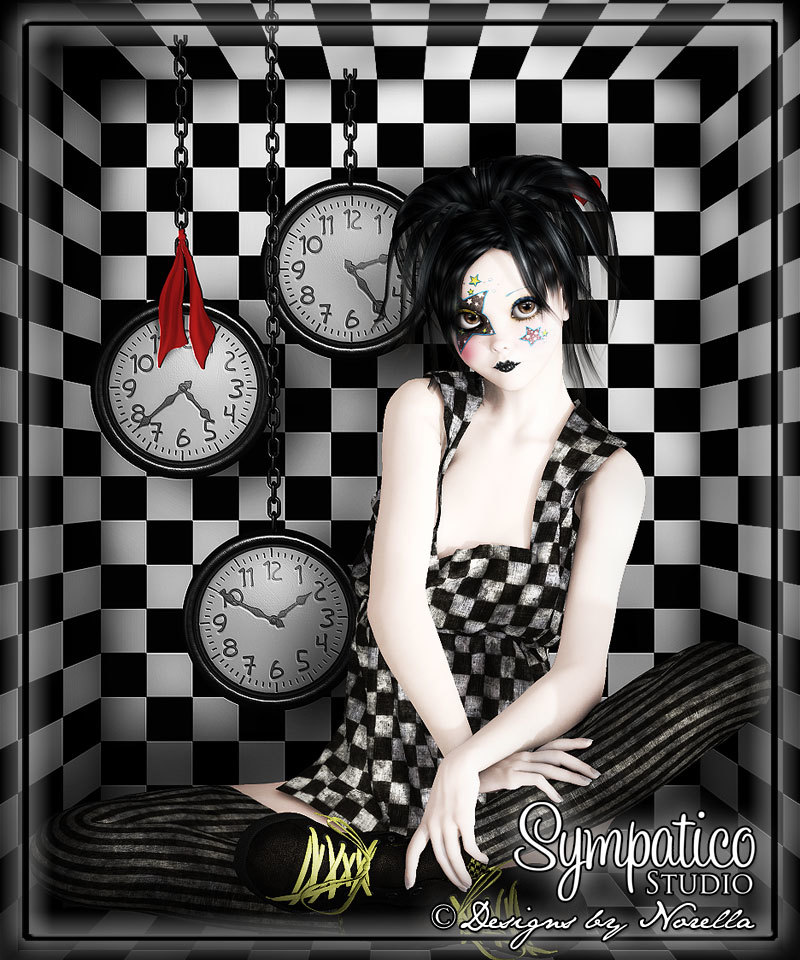 My Time Out by angellella