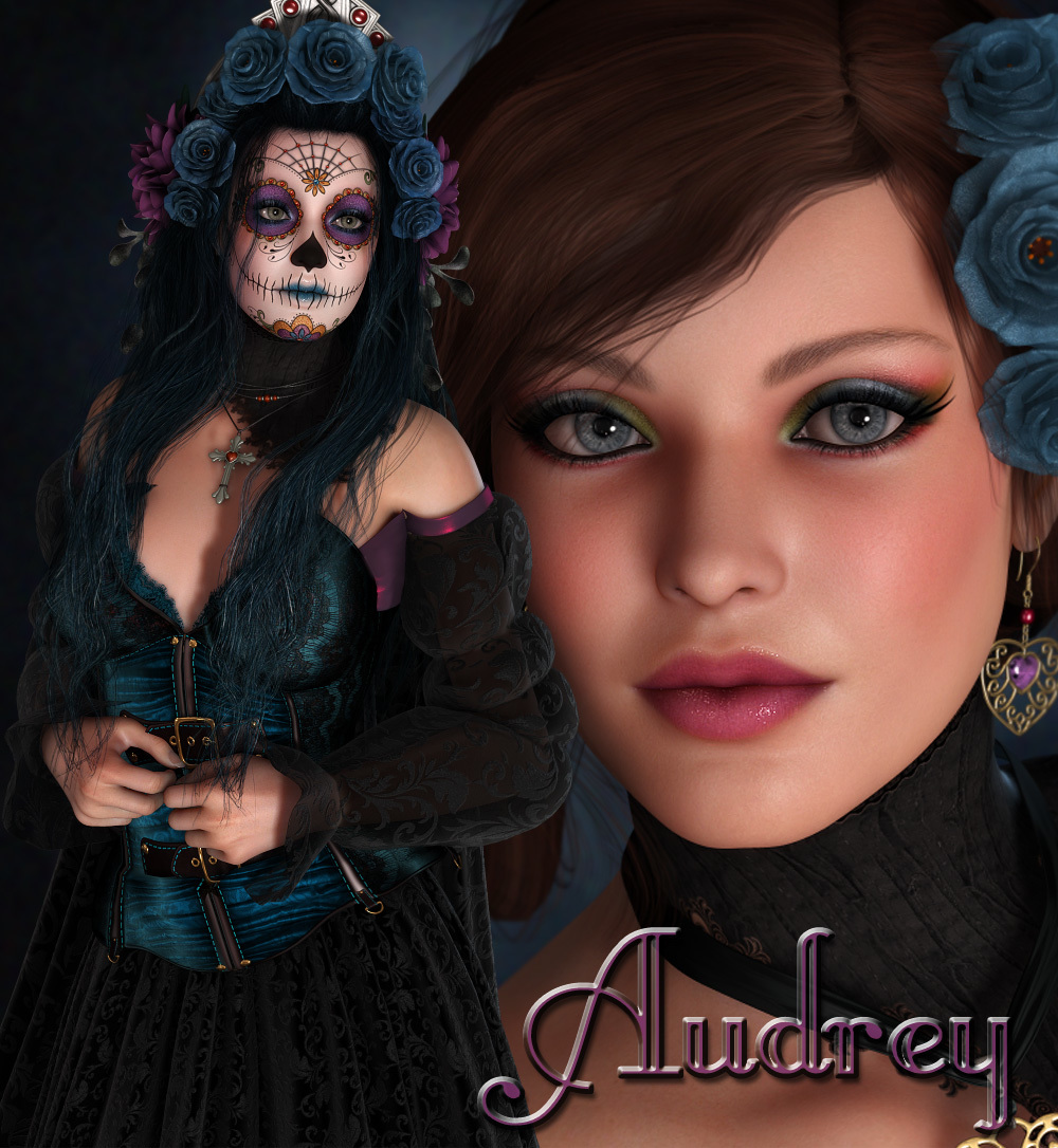 Audrey: Available Now!