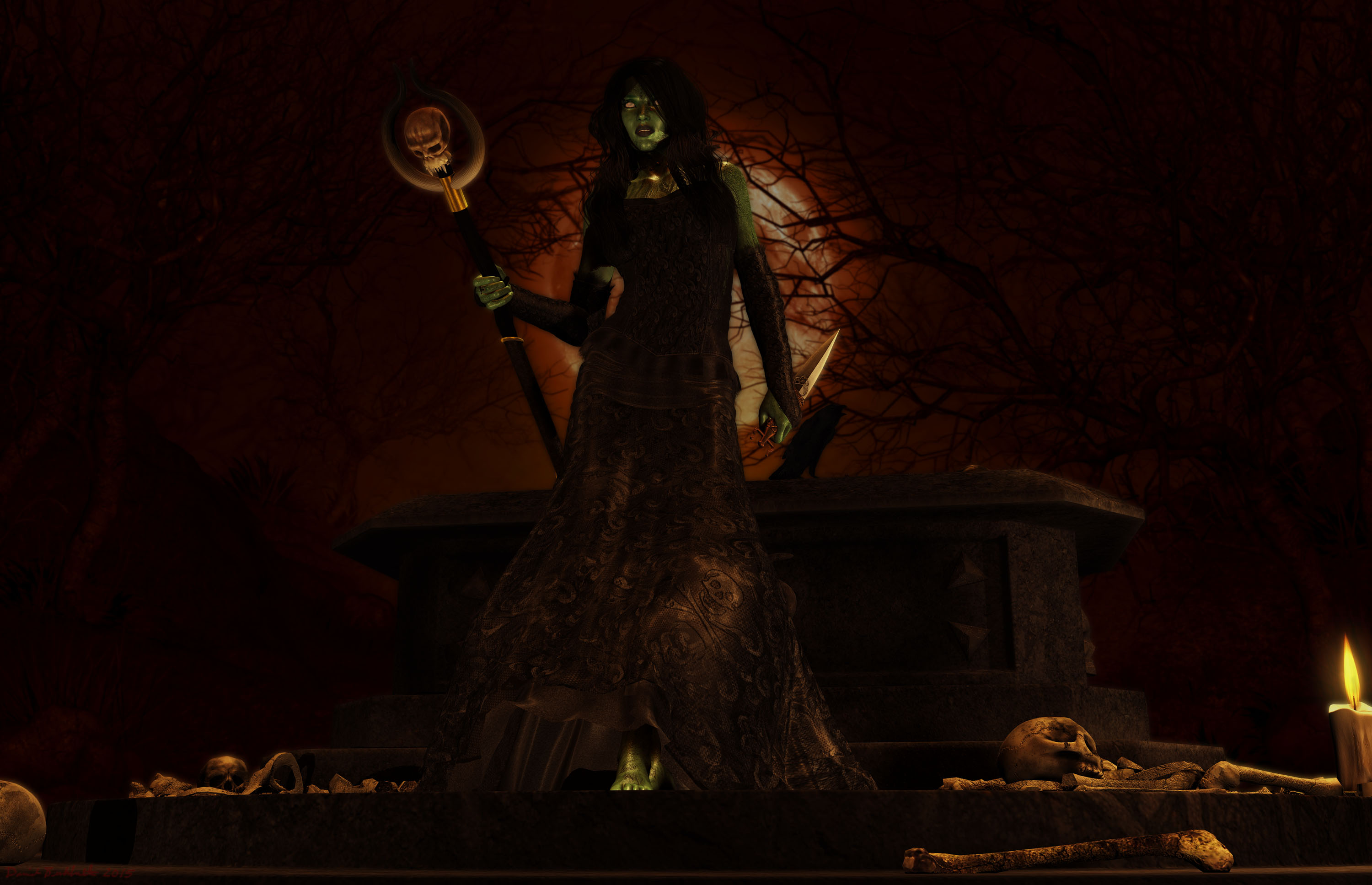 blood moon meaning witches - photo #12