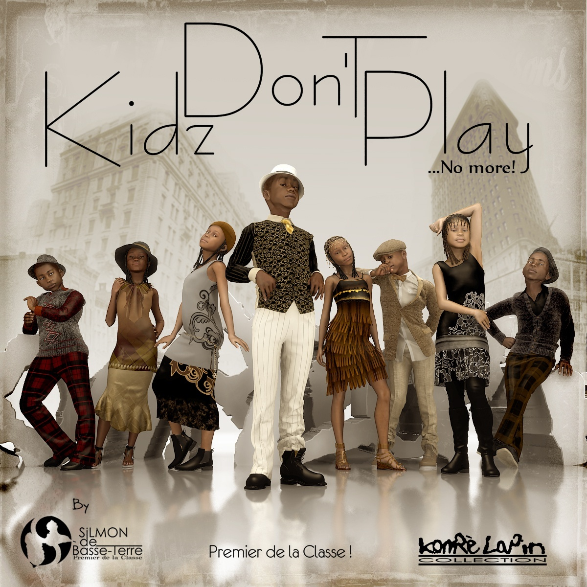 Kidz Dont Play...No more! by samsil