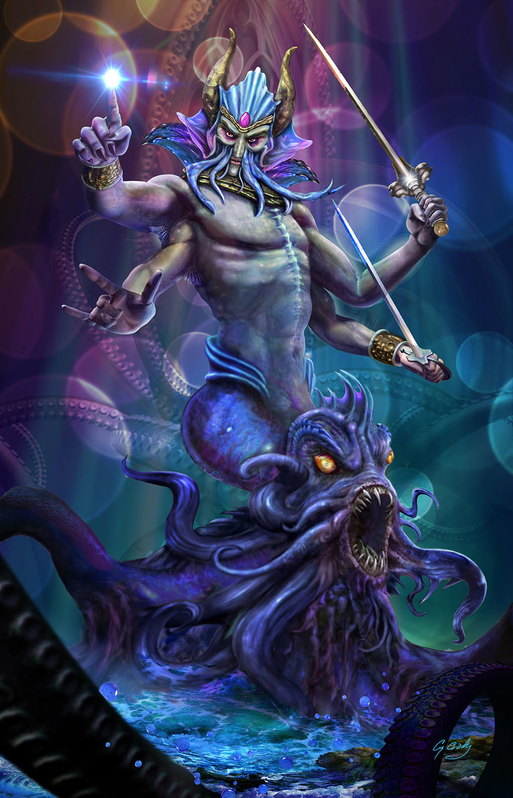 Lord of the Cephalopods II
