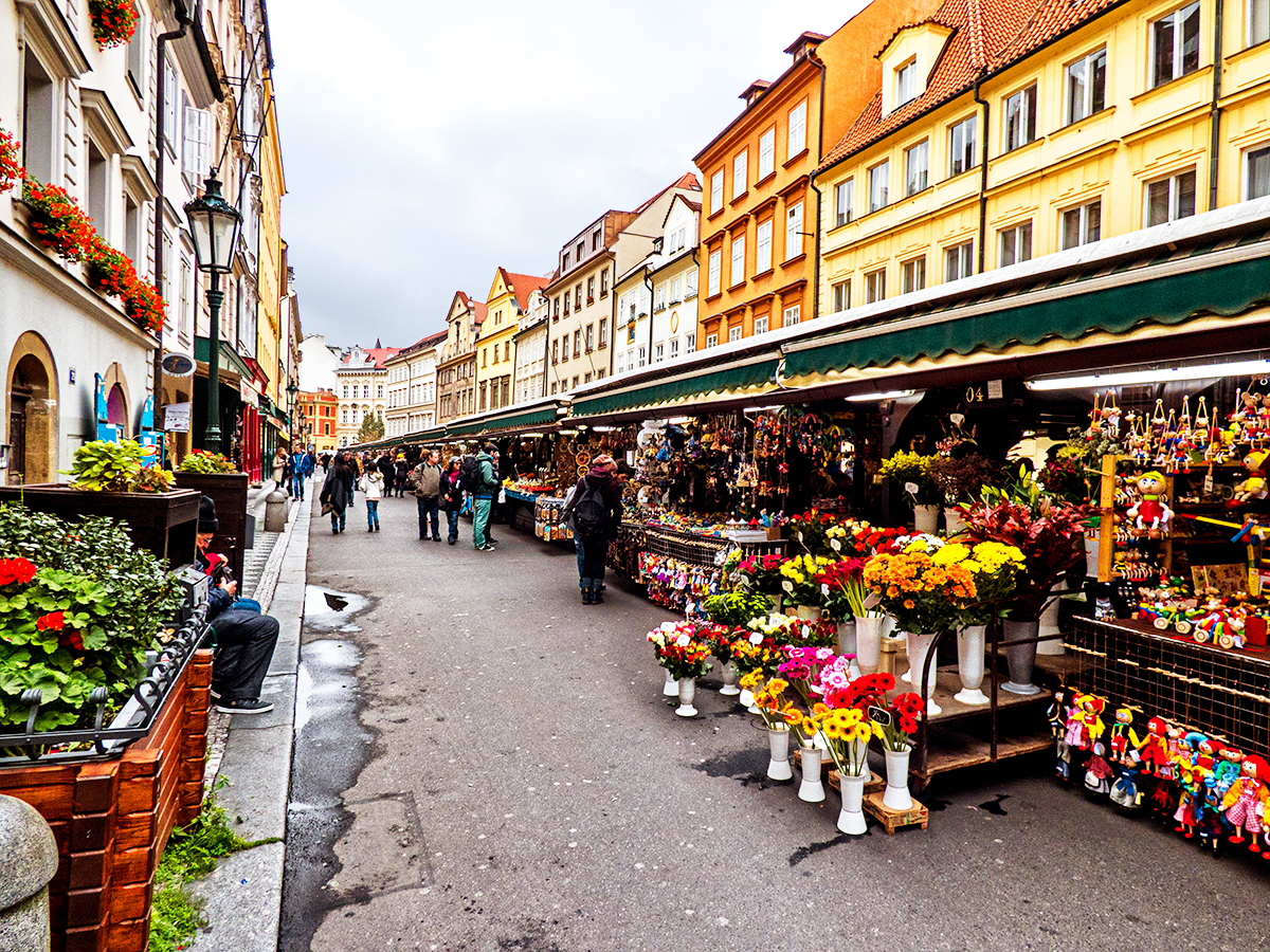 Outdoor Market by photosynthesis Photography Urban/Cityscape