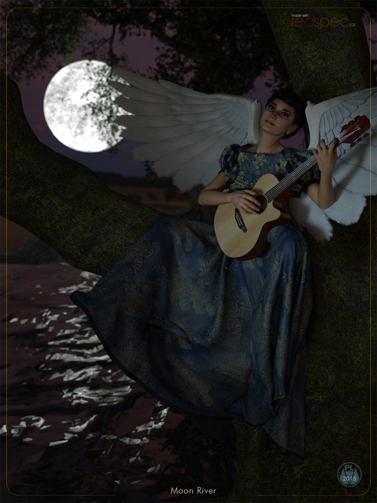 Moon River by MartiniquePL