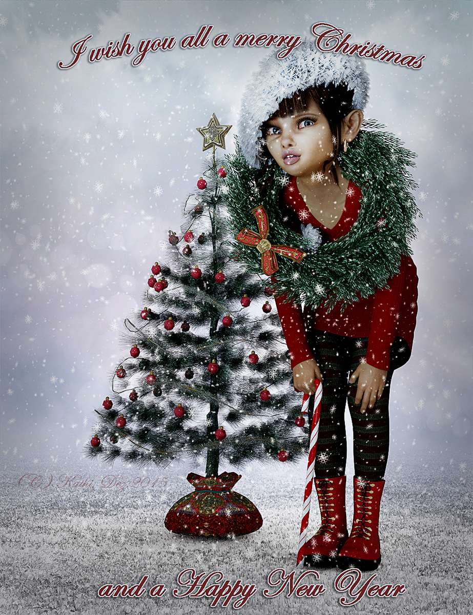 merry Christmas to you all....