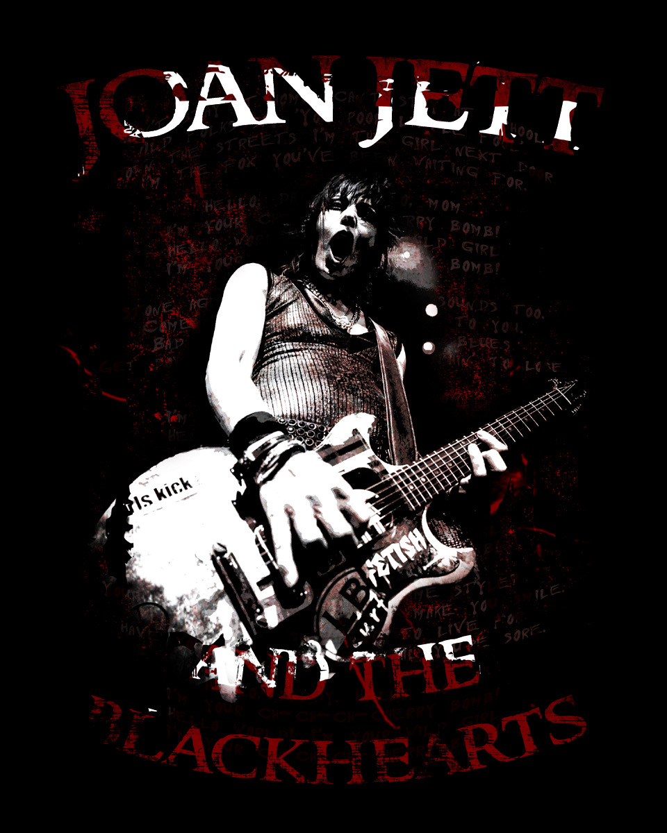 Joan Jett Shirt