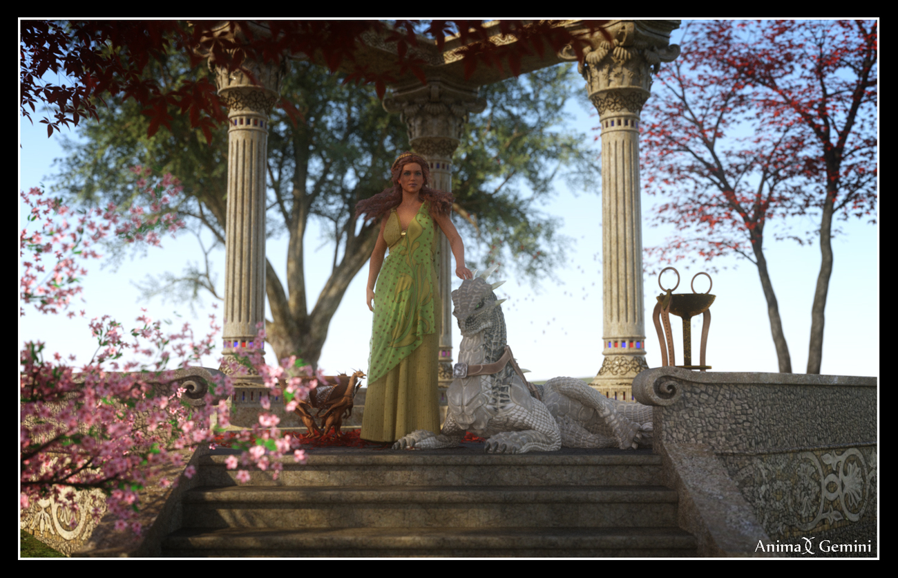 The Oracle by Ladonna