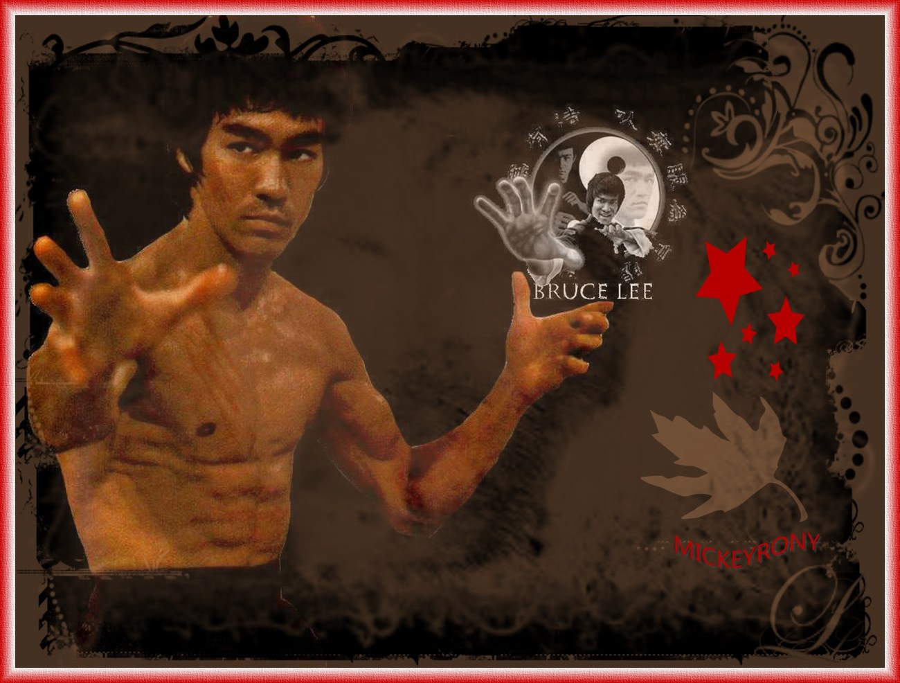 Bruce Lee The legend....