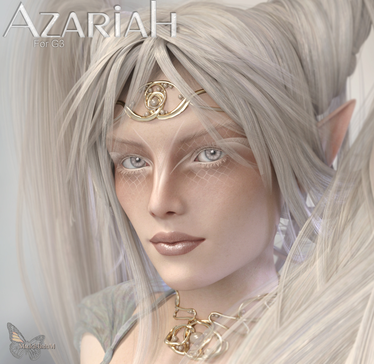 Azariah for G3: Available Now!