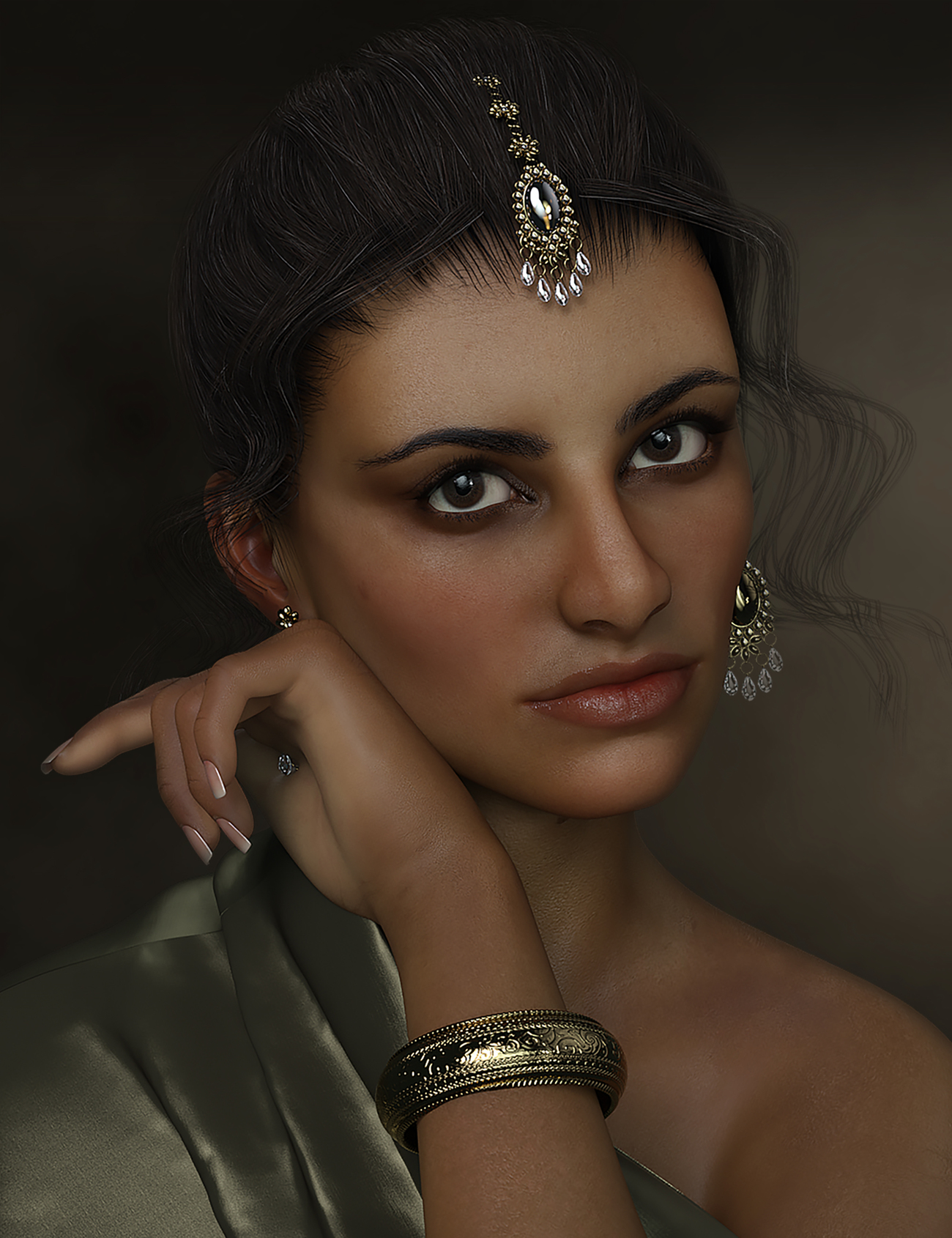 Draupadi by chevybabe25