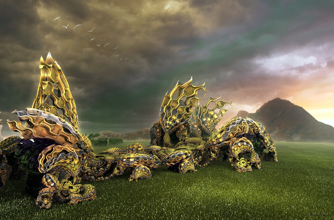 Grass Eaters by Badsue