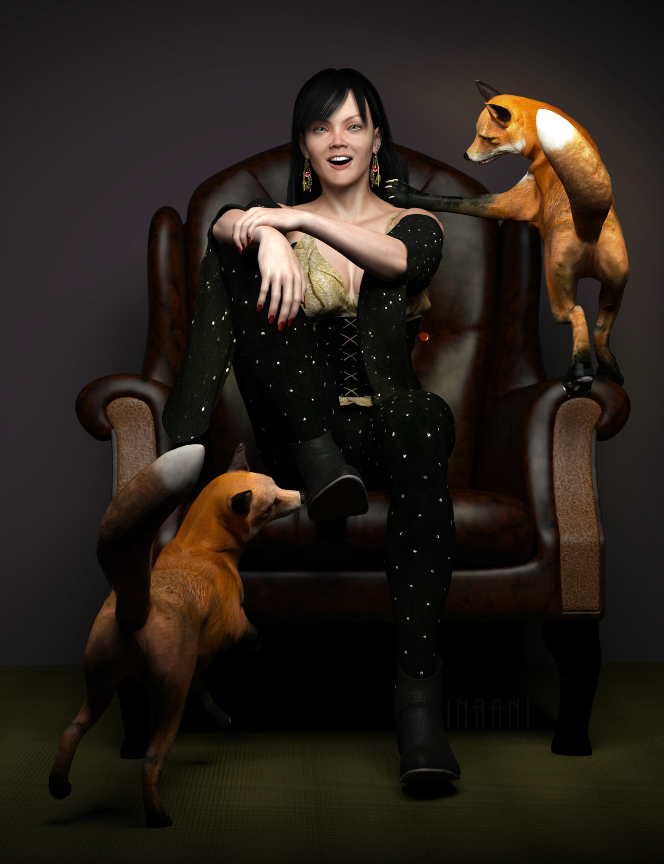 Bree & Foxes