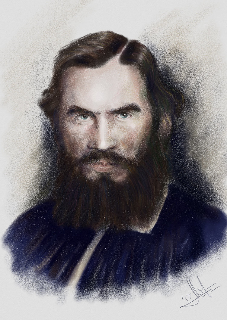 Count Lev Nikolayevich Tolstoy by MartiniquePL
