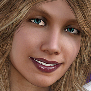Messin' With Face Gen by RodS DAZ|Studio Illustration