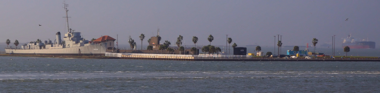 Seawolf Park at Galveston