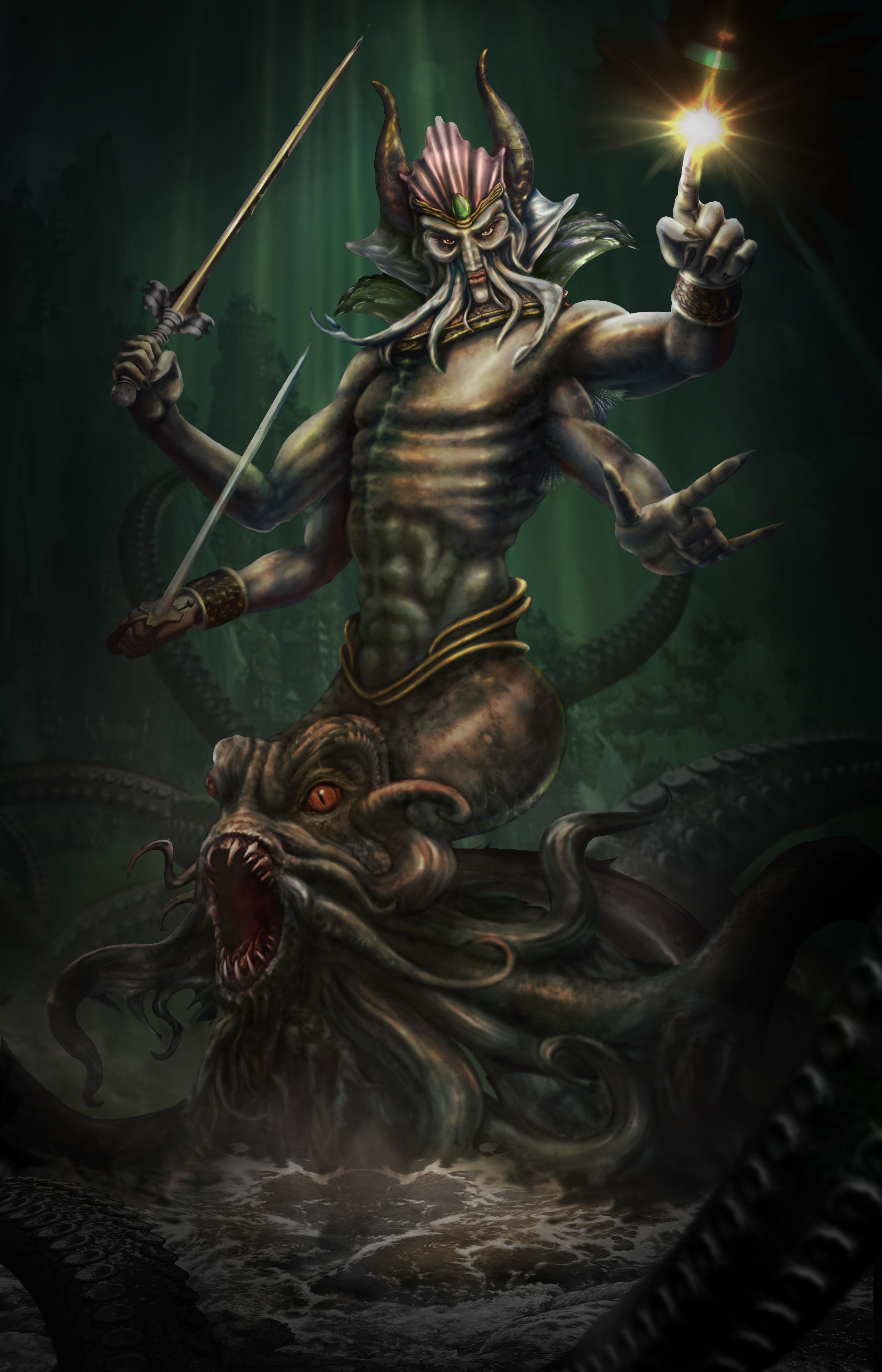 Lord of the Cephalopods III
