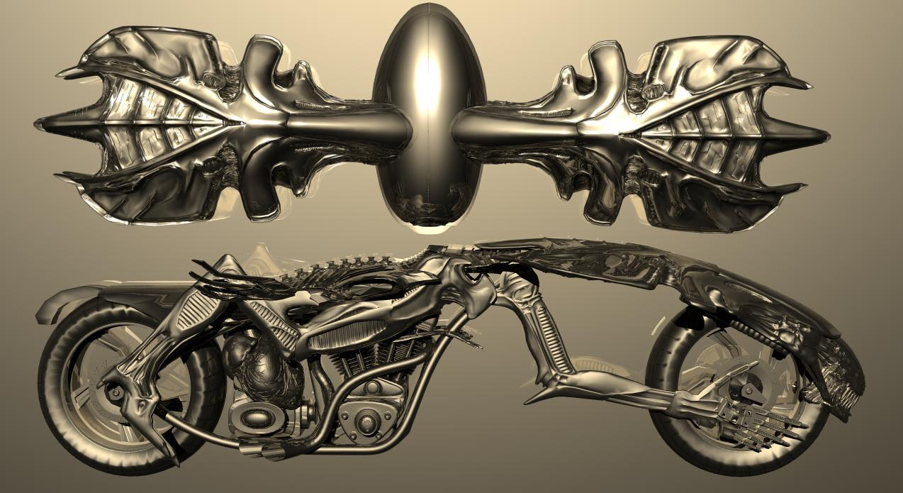 A Tribute to H.R Giger