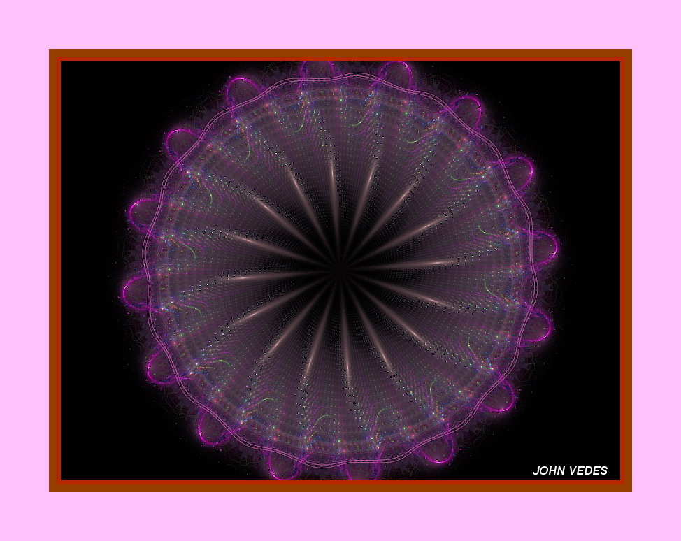 THE WHEEL OF LUCK by VEDES