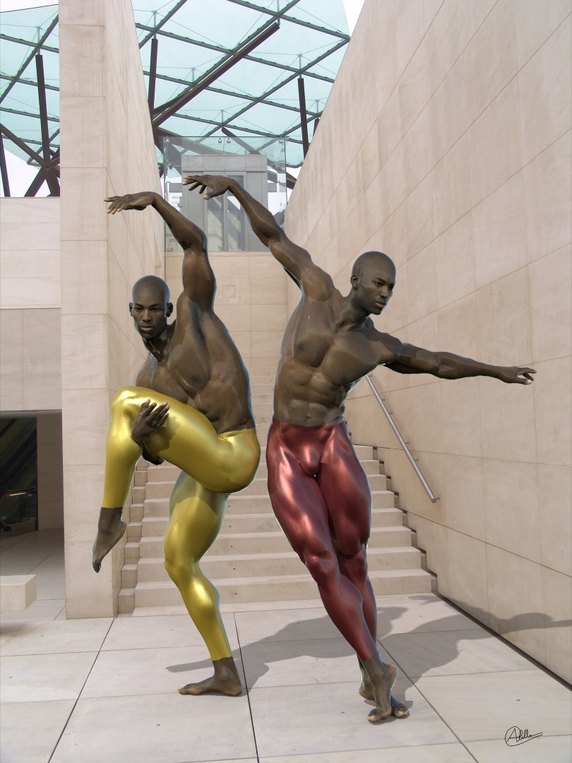 Ballet At The Caixa Forum Barcelona by quim2001