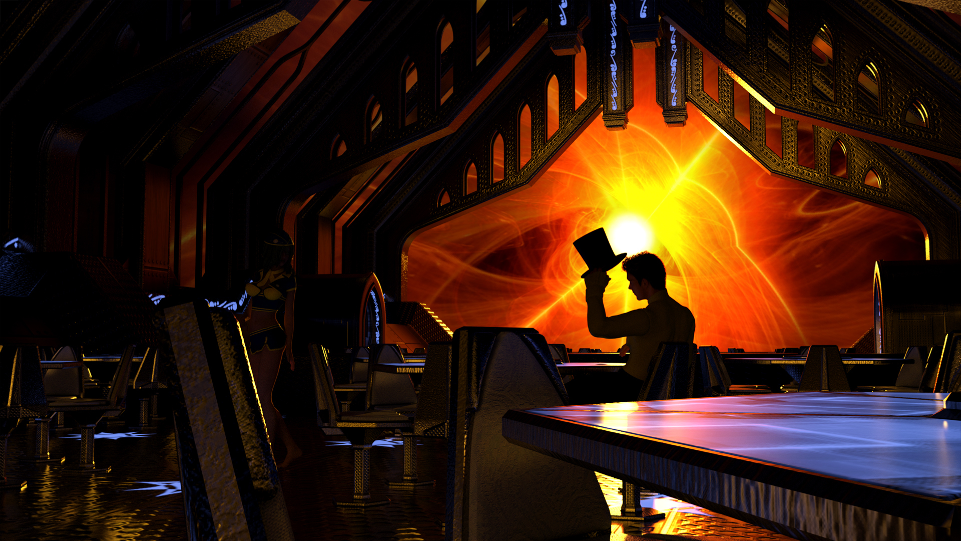 67f62aebebf08 ... Array - the restaurant at the end of the universe by wolandepiphanius  daz rh renderosity com