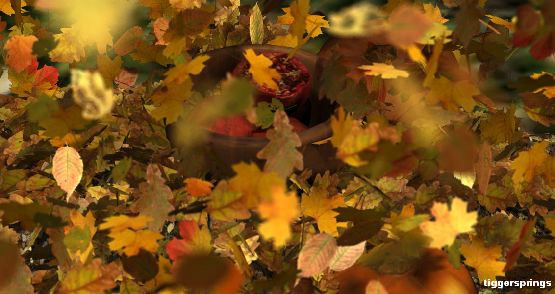 Autumn - Test Render