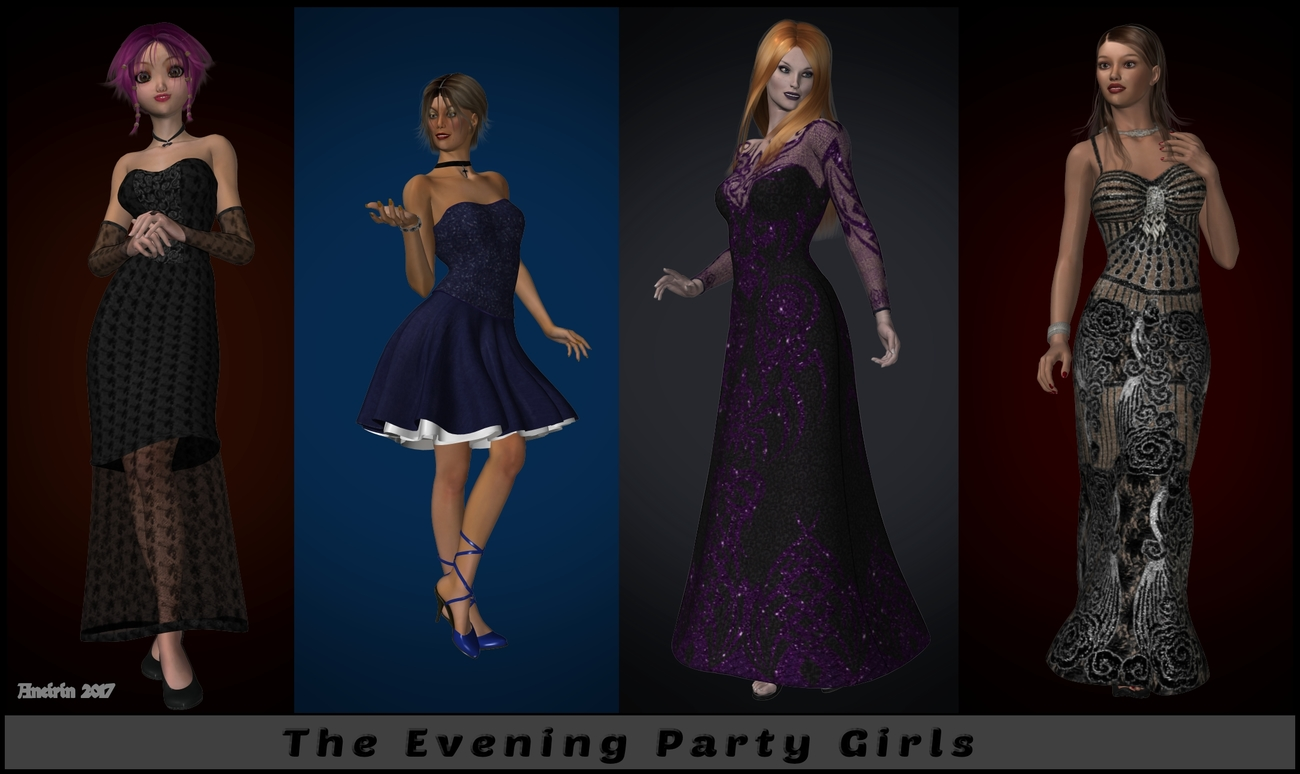 The Evening Party Girls
