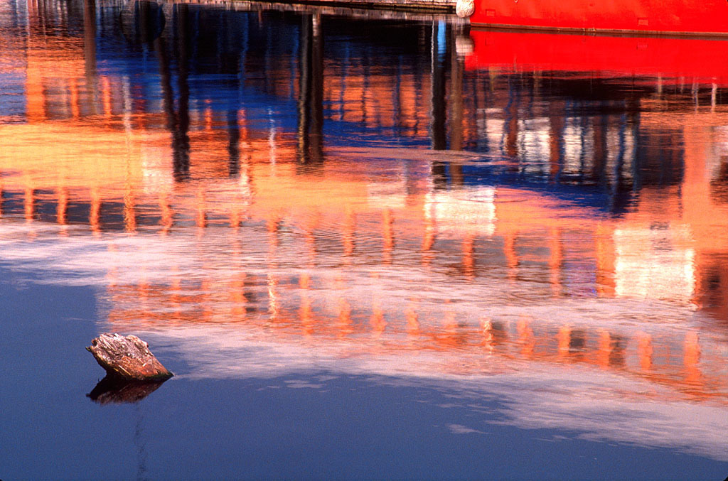 Port Angeles Reflections
