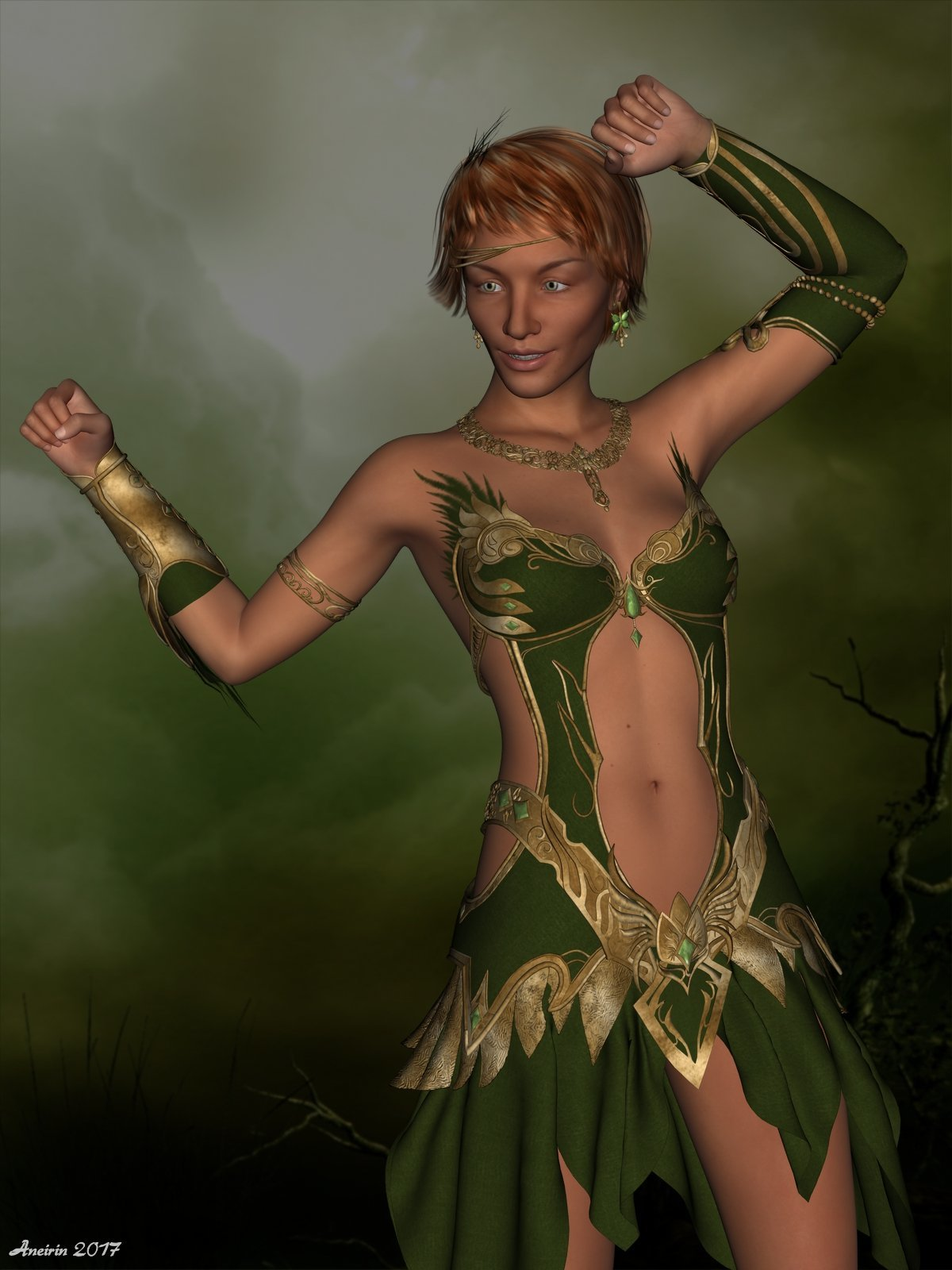 Forrest Nymph