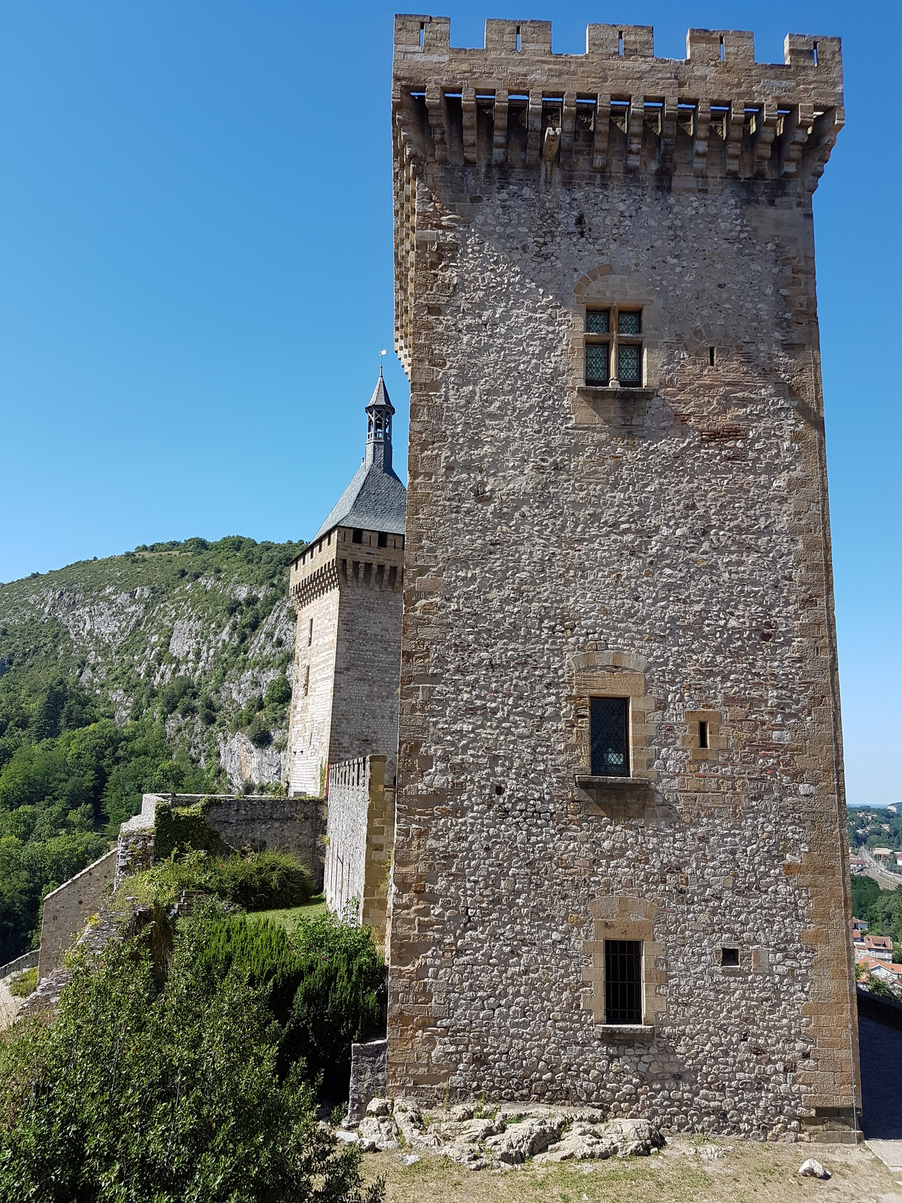 Castle - France by Tipol