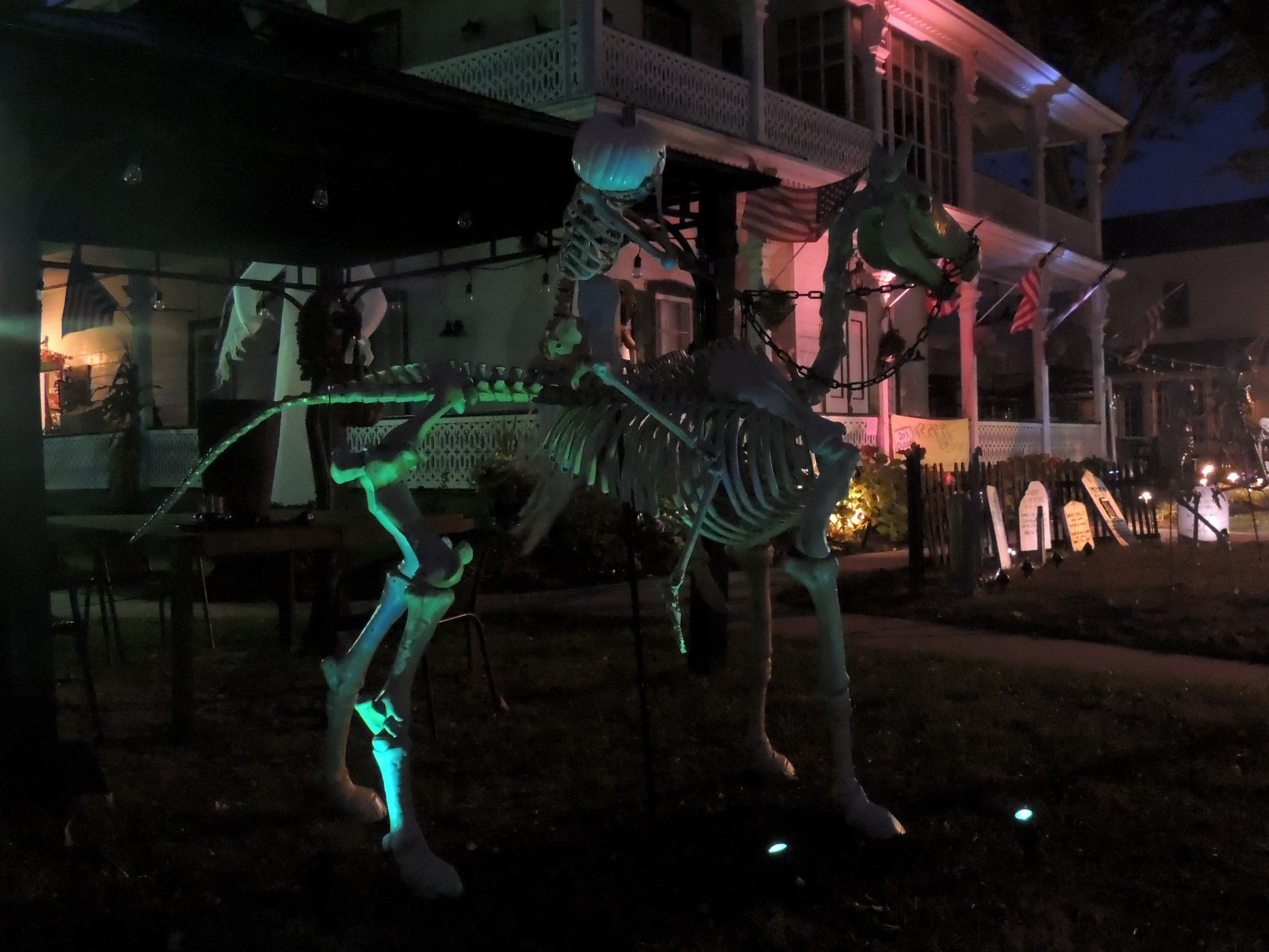 Cape May Halloween.Halloween Elaines Of Cape May By Rendered2blue Photography