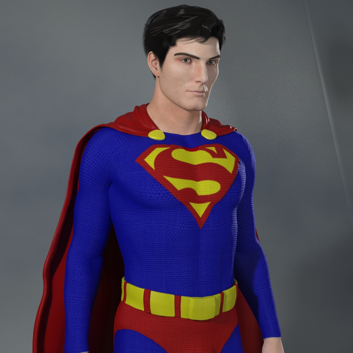 Superman Re-Emerges