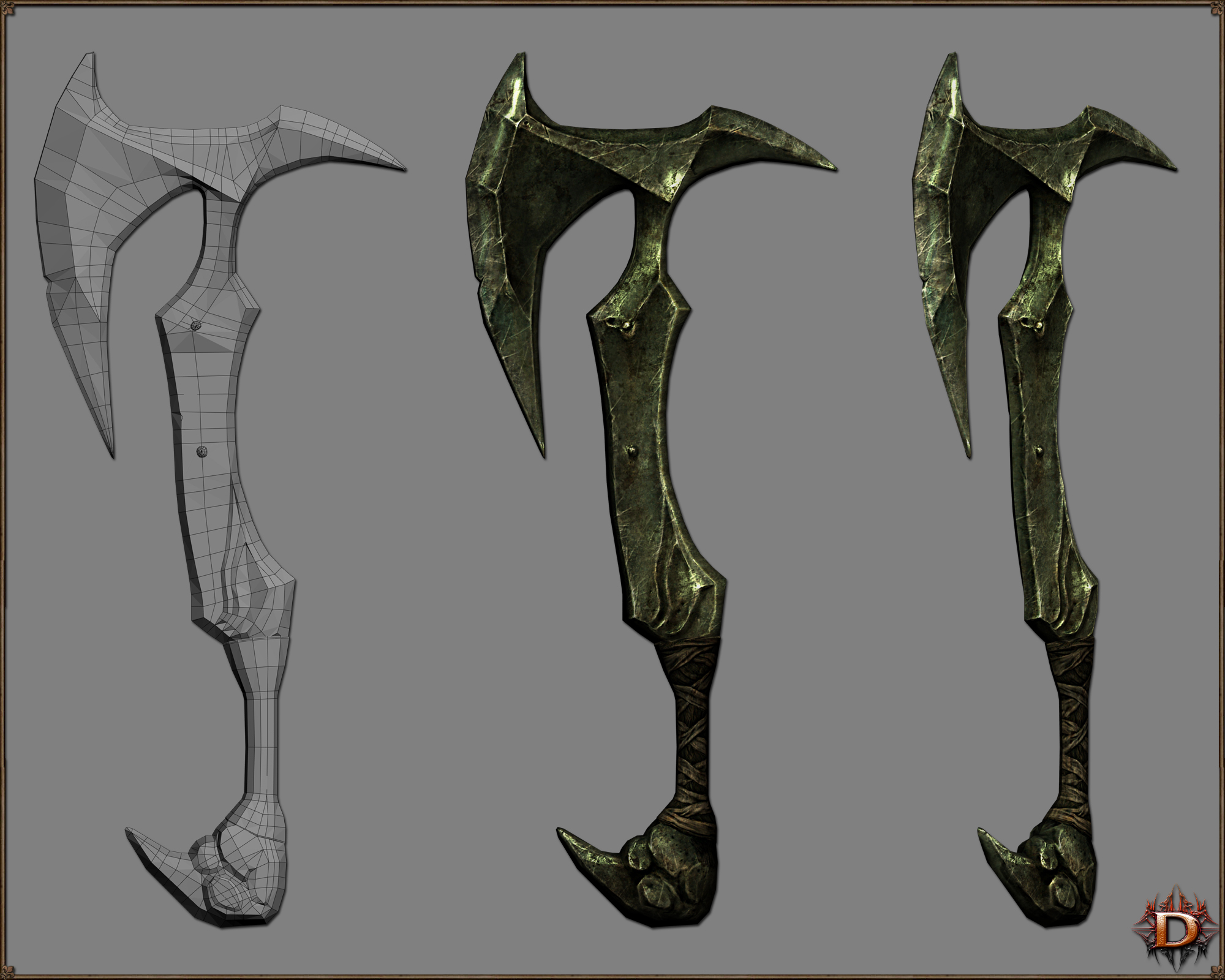 Orcish Axe