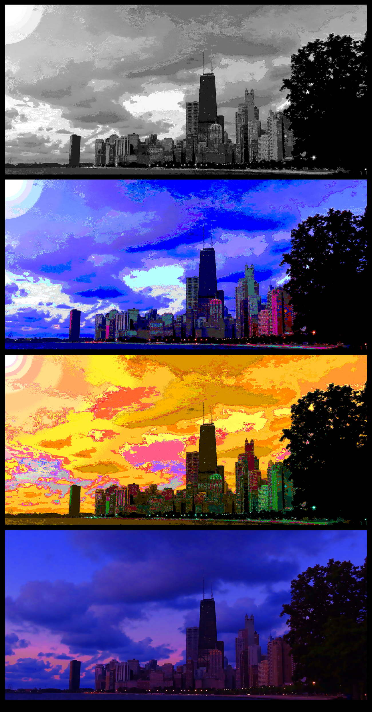 3 Assignments - Dawn-Scape