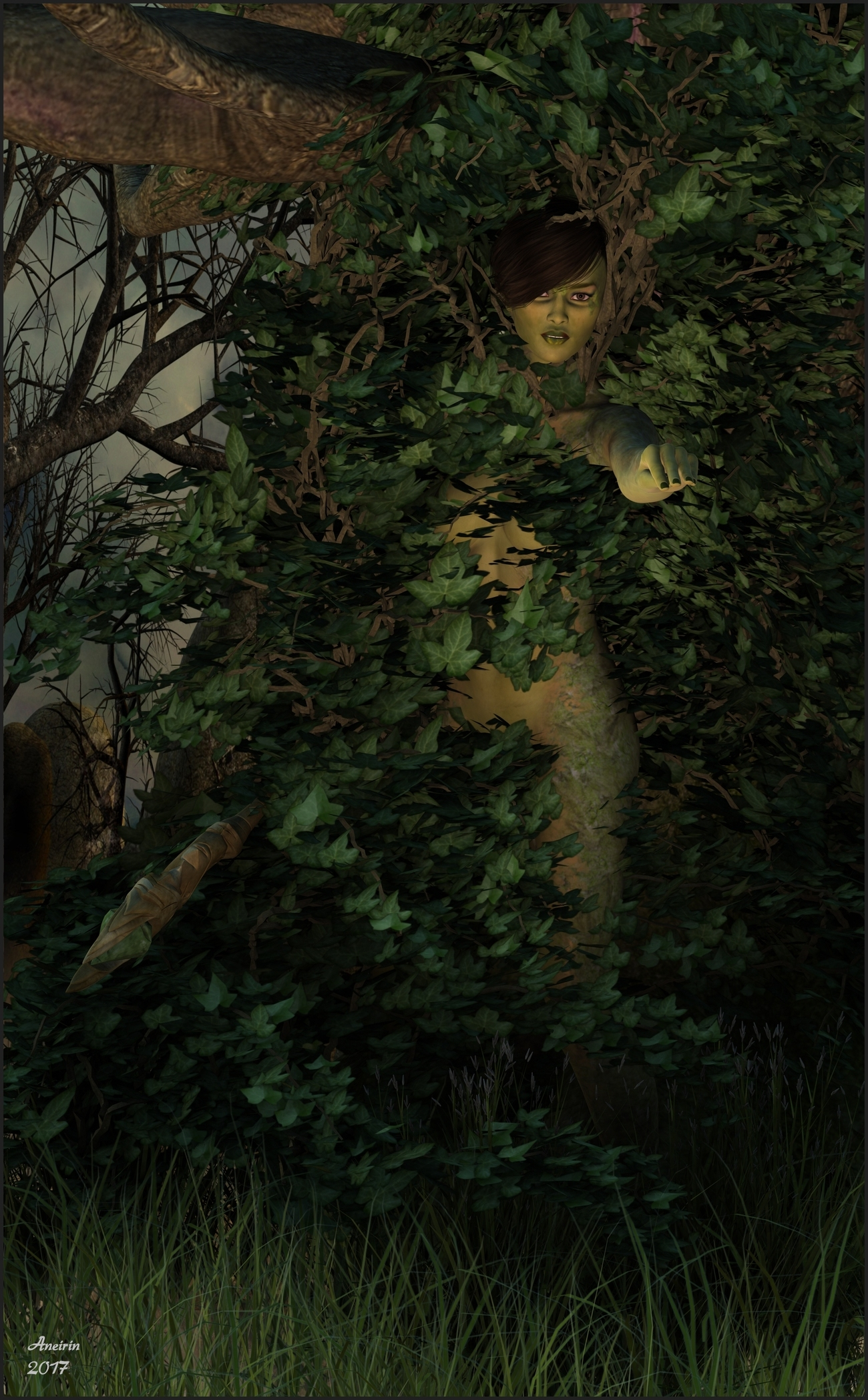 The Ent-Woman