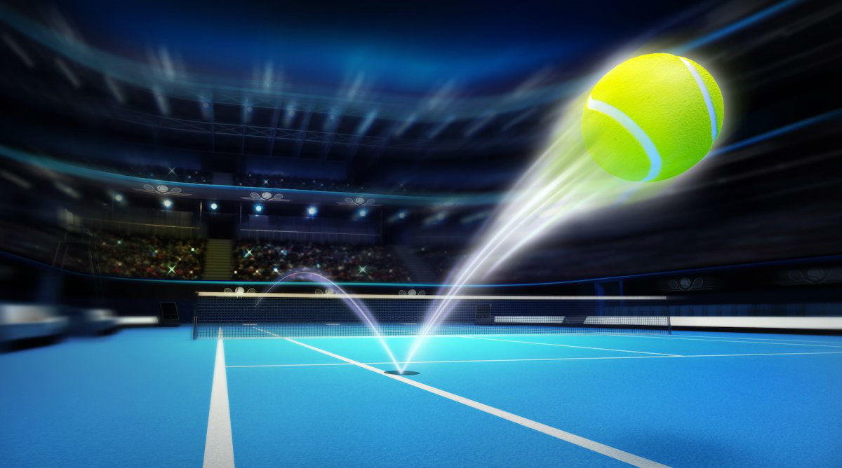 Tennis is one of the world's most popular sp