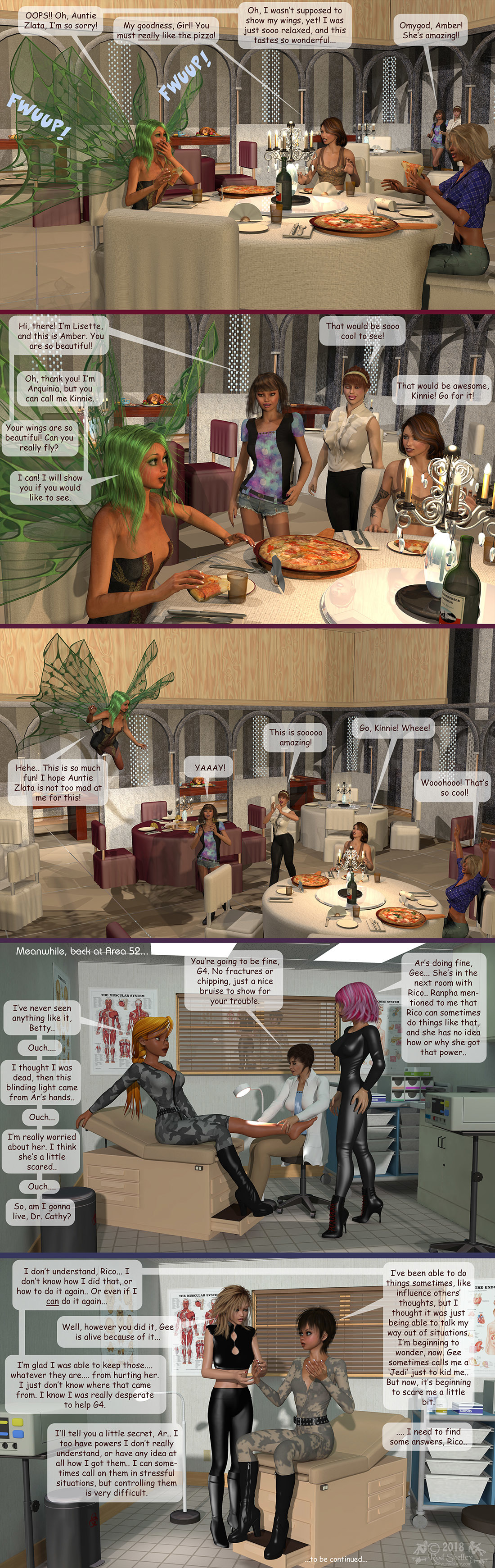 Girls From T.N.A: Breitlenger Jar: Ch 6 Page 12