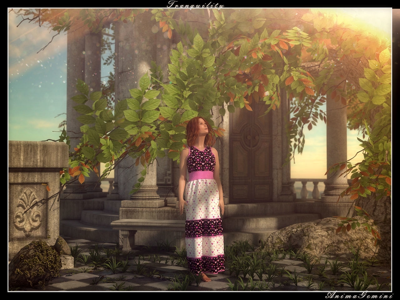 Tranquility by Ladonna