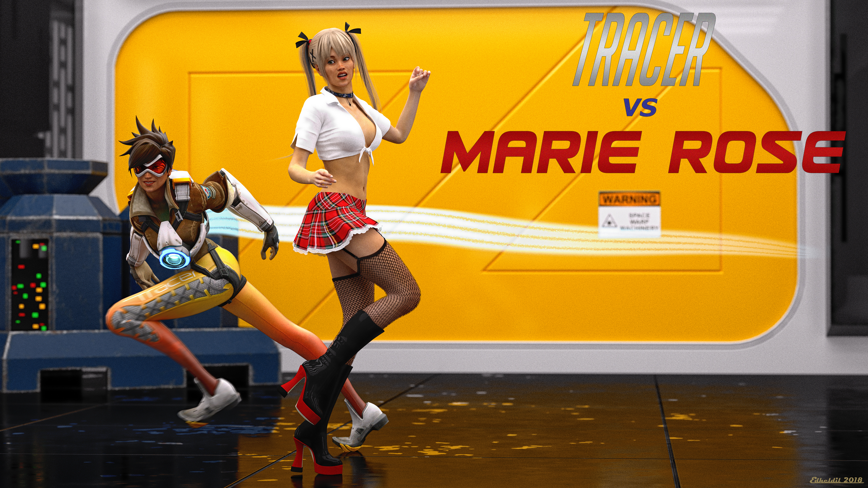 OV Tracer vs DOA Marie Rose