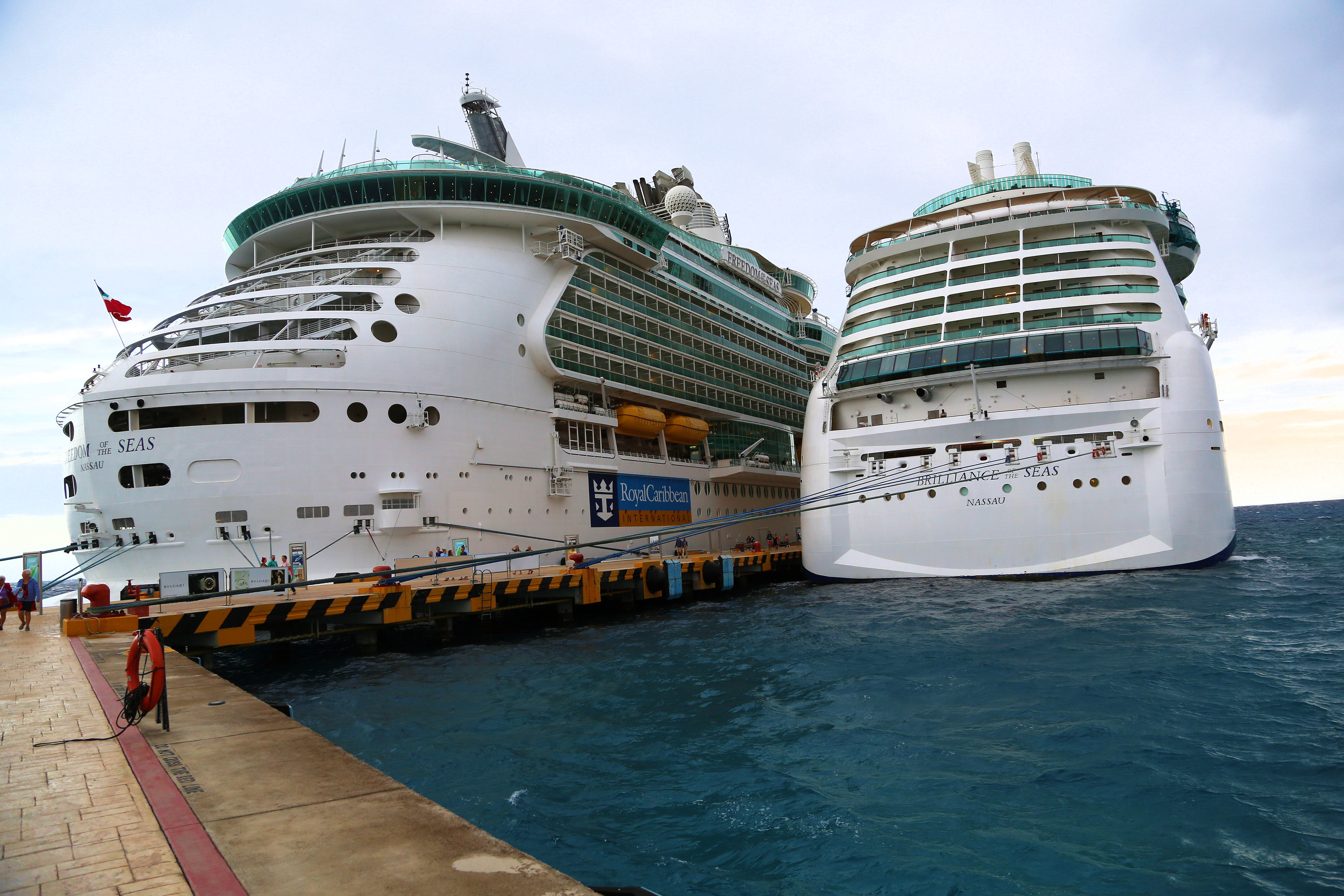 Enchantment and Brilliance of the Seas