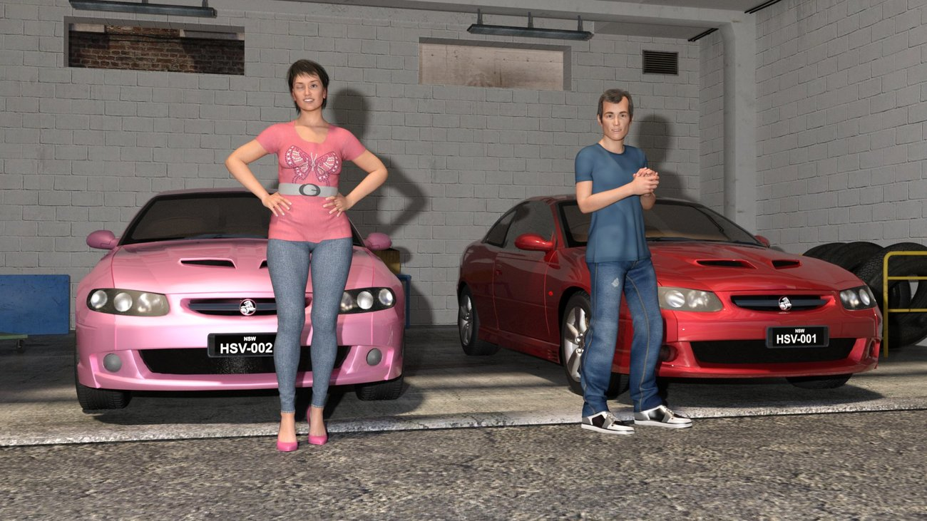 Holden Supporters