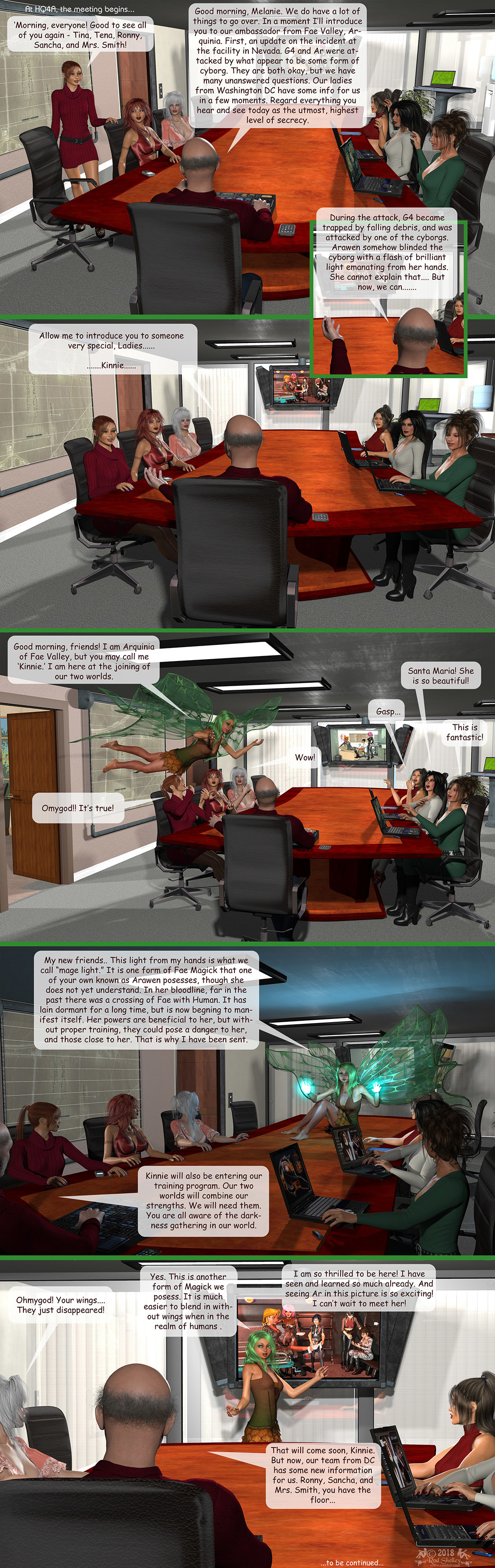 Girls From T.N.A: Breitlenger Jar: Ch 6 Page 13