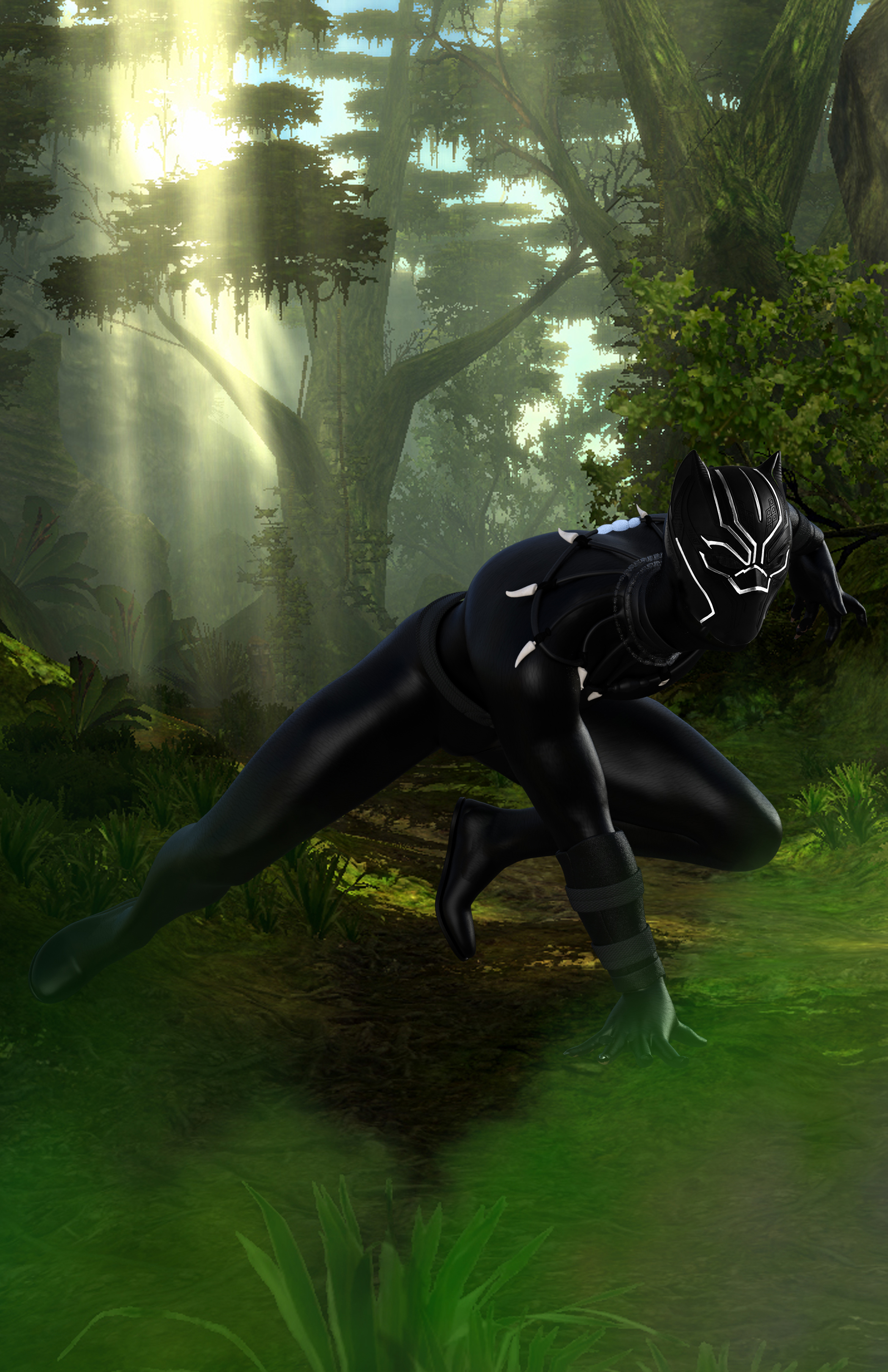 Beware the PANTHER!