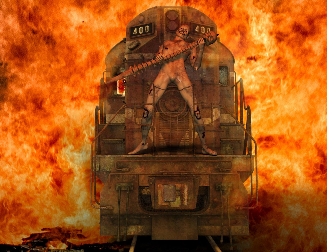 Hell Express, Reservations only